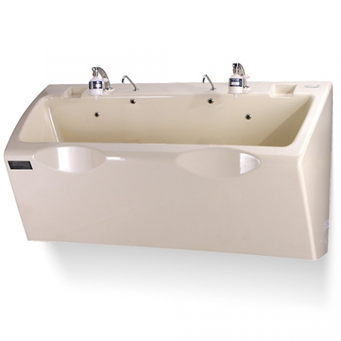 Aseptic washbasin Aquaster